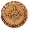 Sigma Delta Chi award