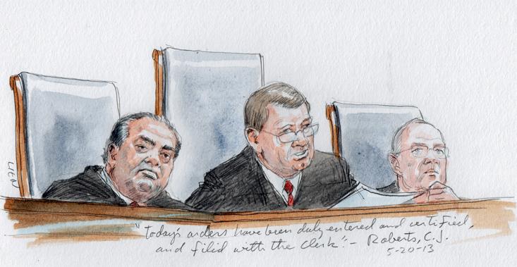 SCOTUS orders