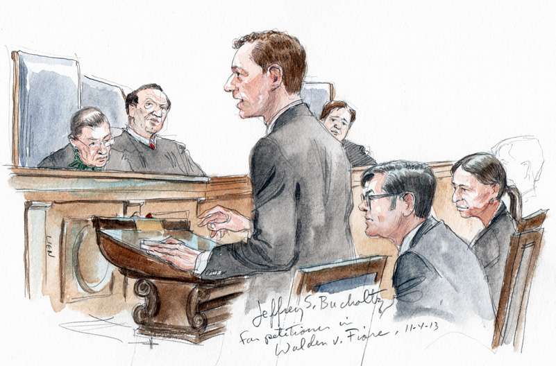 Jeffrey S. Bucholtz for petitioner (also Dan Epps and Melissa Sherry) (Art Lien)