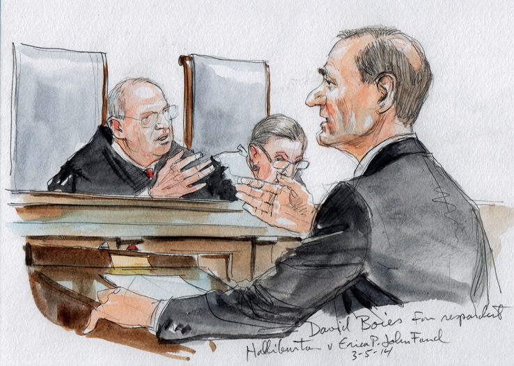 David Boies for respondent (Art Lien)