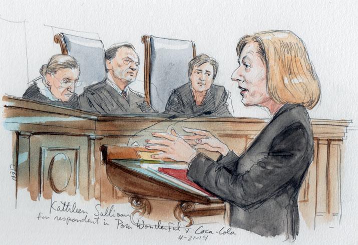 Kathleen M. Sullivan for respondent (Art Lien)