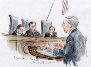Professor Douglas Laycock arguing for petitioner