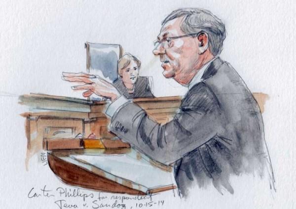 Carter G. Phillips for respondent