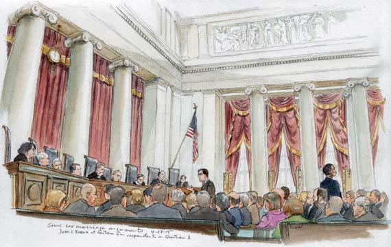 Obergefell v. Hodges, No. 14-556